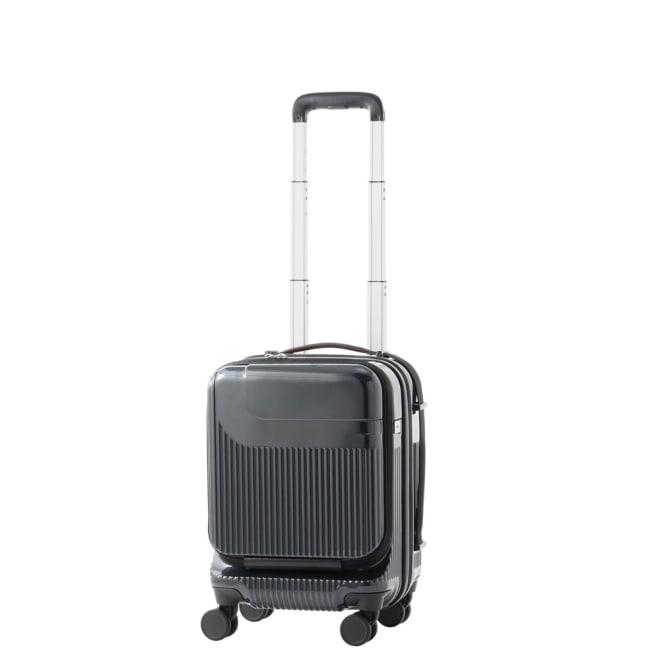 ace.(エース)/ロカベル 小型コインロッカーに入るスーツケース 21L (ア)ガンメタル