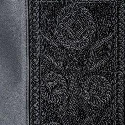 岩佐/コード刺繍 撥水フォーマルバッグ トート型 |結婚式・卒業式・入学式・法事・パーティー 立体感のあるコード刺繍をあしらいこだわりのある高級感を演出しています。