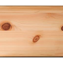 橋本達之助工芸/ケーブルボックス|国産 紀州檜天然木 木目が美しい紀州檜 *天然木のため木目や色目は一点一点異なります。無垢材ならではの自然な風合いをお楽しみください