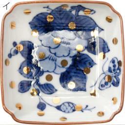 amabro(アマブロ)/MAME 有田焼豆皿1枚