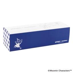 amabro(アマブロ)/MOOMIN×amabro SOMETSUKE 有田焼猪口3個セット BOX付き 3個セットでしか手に入れられないオリジナルスリーブ入りです