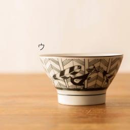 amabro(アマブロ)/MOOMIN×amabro SOMETSUKE 茶碗1個 ウ:フローティング