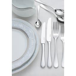 Noritake(ノリタケ)/ハンプシャープラチナ 16cmプレート(お皿)5枚セット 洋食器 写真は、同シリーズ 27cmプレートのイメージ写真です。