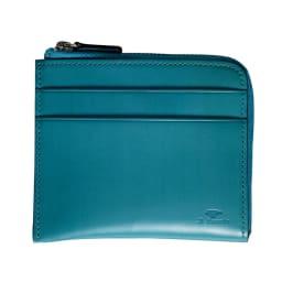イル・ブッセット 11-070 L字型財布 (ク)ライトブルー