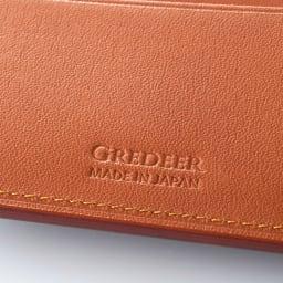 アドバンティック牛革二つ折れ財布(小銭入付)