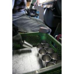 燕研磨ファクトリー/ステンレスWカップ260ml 木箱入2個組