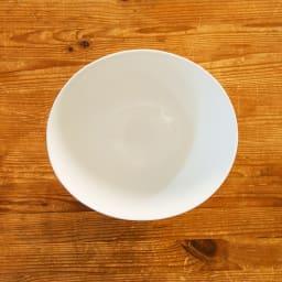 ARITA PORCELAIN LAB(アリタ・ポーセリン・ラボ)/なぶり鉢(大)hakuji/白磁|有田焼 上部