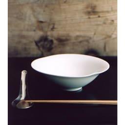ARITA PORCELAIN LAB(アリタ・ポーセリン・ラボ)/なぶり多用鉢 hakuji/白磁|有田焼