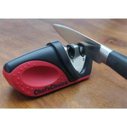 シェフスチョイス/手動式コンパクト包丁研ぎ器 476
