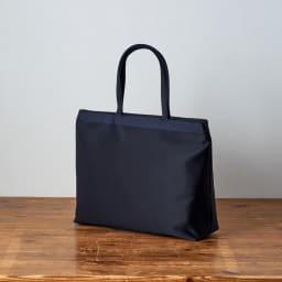 岩佐/フォーマルトートバッグ(A4サイズ対応)|卒業式・入学式・法事 (イ)ネイビー