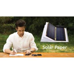 (15W)ソーラー充電器 ソーラーペーパー ソーラーペーパー