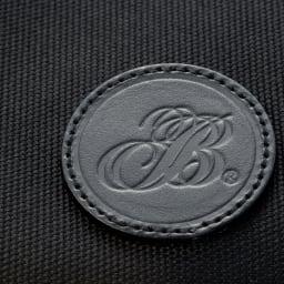 BusyBeaver(ビジィ・ビーバー)/ショルダーバッグ グラスゴー ロゴ…ブラック
