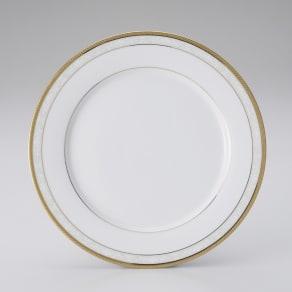 Noritake(ノリタケ)/ハンプシャーゴールド 27cmプレート(お皿)|洋食器 写真