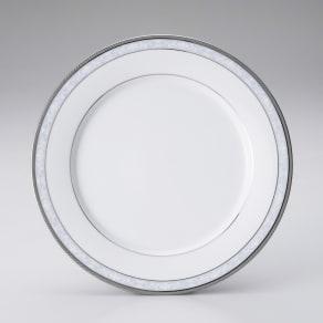 Noritake(ノリタケ)/ハンプシャープラチナ 27cmプレート(お皿)|洋食器 写真