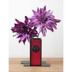 岩谷堂くらしな/花瓶A-鶴|フラワーベース 花器 写真
