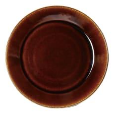 つかもと/益子伝統釉シリーズ 8寸平皿 同色2枚組|益子焼