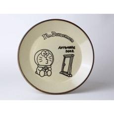 つかもと/ドラえもん 5.5寸平皿|益子焼