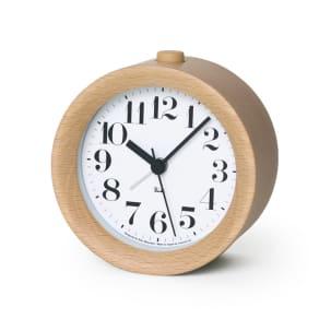 Lemnos(レムノス)RIKI ALARM CLOCK アラーム時計  写真