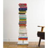 FRAMES&SONS(フレームズアンドサンズ)/キャスター付きブックタワー(高さ67.5cm)|本棚 ブックシェルフ 写真