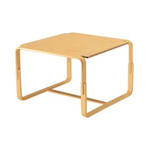 天童木工/Mシリーズサイドテーブル M-0255IT-NT ブルーノ・マットソン|デザイナーズ家具 写真