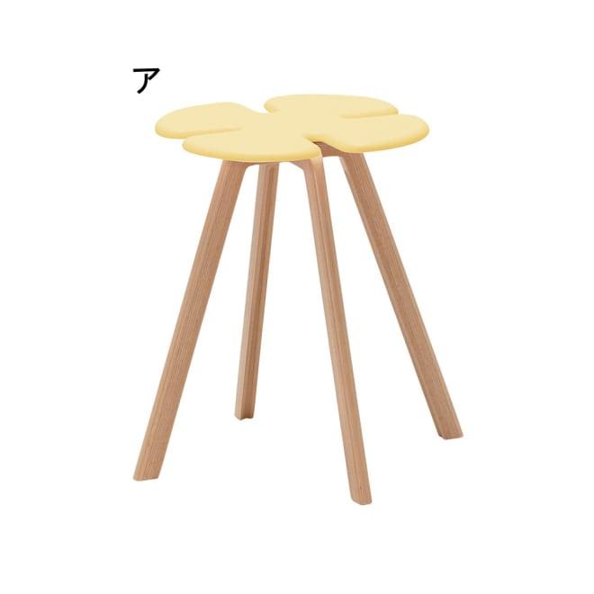 天童木工/クローバースツール 大サイズ(T-3140)|デザイナーズ家具