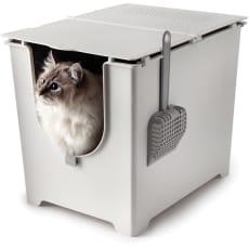 Modkat(モデキャット)/フリップ リターボックス 猫のトイレ