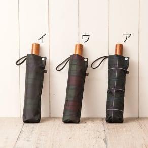 創業1866年槙田商店/トラッドミニ折りたたみ傘 写真