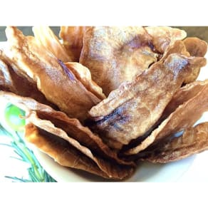 鮭白子スライスジャーキー 40g×4袋 写真