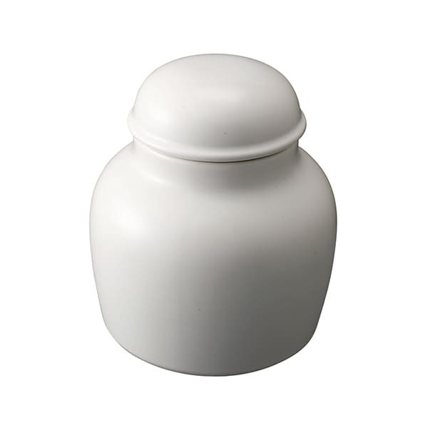 Ceramic Japan(セラミック・ジャパン)/薬草茶入れ 小 ホワイト