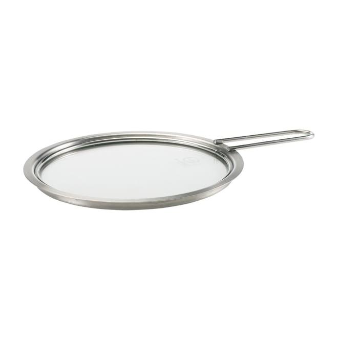 evatrio(エバトリオ)/リッドガラス長取手16cm