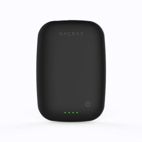 HACRAY(ハクライ)/ワイヤレス充電器+モバイルバッテリー Cable-Free Mobile Battery 写真