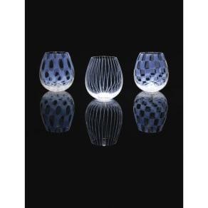 廣田硝子(ヒロタガラス)/花蕾オパールグラス 写真