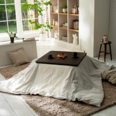 Fab the Home(ファブザホーム) レヴィ こたつ布団カバー正方形&長方形
