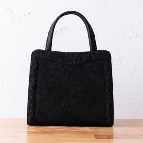 岩佐/コードレース・コード刺繍フォーマル用トートバッグ 写真