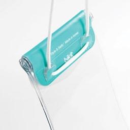 スマートフォン用防水ポーチ カジュアル bikit