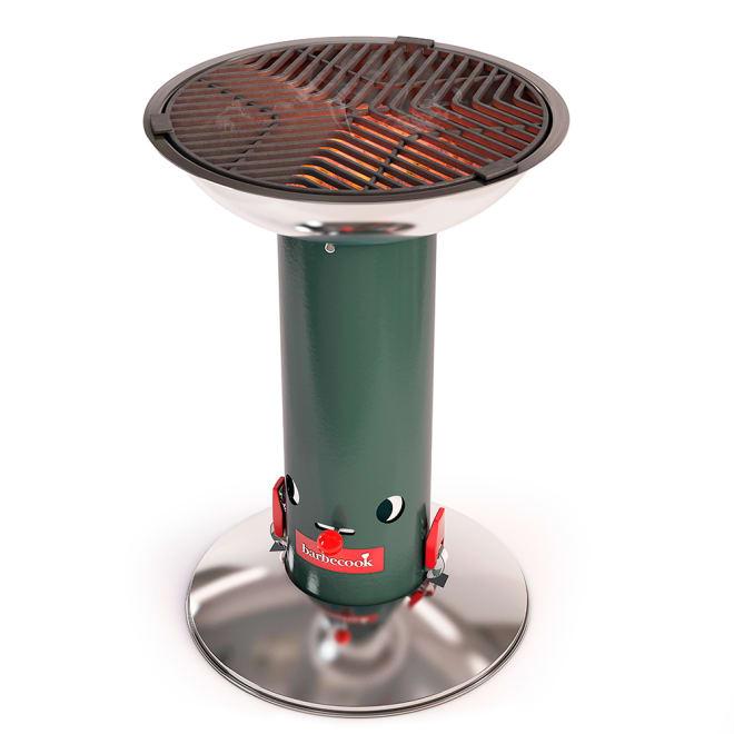 barbecook(バーべクック)/ラルゴ BBQグリル (ア)グリーン