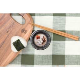 スープマグ 280ml 使用例:具だくさんの生姜入りぽかぽか餃子