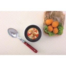 スープマグ 400ml 使用例:スープパングラタン