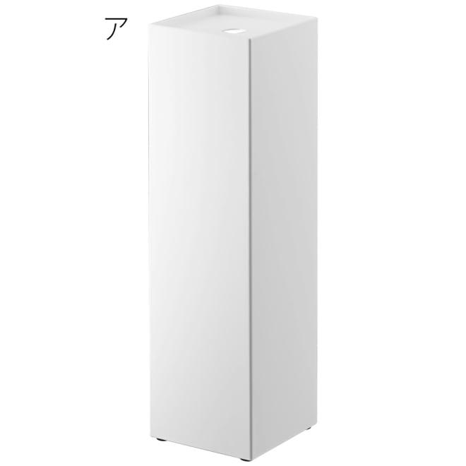 tower トイレットペーパーホルダー ア:ホワイト