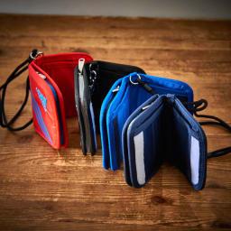 adidas(アディダス)/ウォレットコード付 二つ折り財布