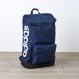 adidas(アディダス)/スクエアタイプリュック(24L) (イ)ネイビー