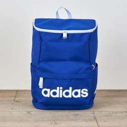 adidas(アディダス)/スクエアタイプリュック(20L) (オ)ブルー