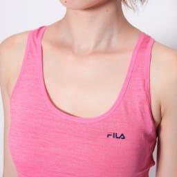 FILA杢ブラトップ           (ウ)ピンク