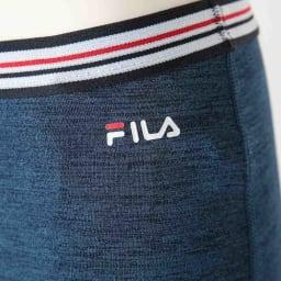 FILA杢ボクサーパンツ         (イ)ネイビー