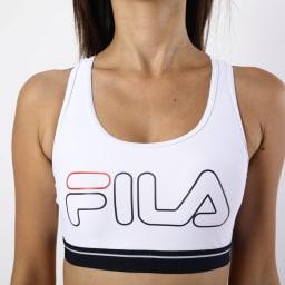FILA水陸両用ロゴブラトップ      (オ)ホワイト