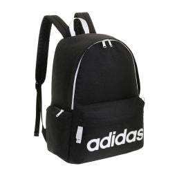 adidas(アディダス)/ジラソーレIV B4対応リュック 23L (ウ)ブラック×ホワイト
