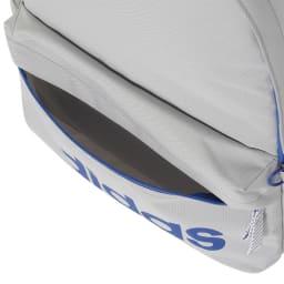adidas(アディダス)/ジラソーレIV B4対応リュック 23L 前面ファスナーポケット