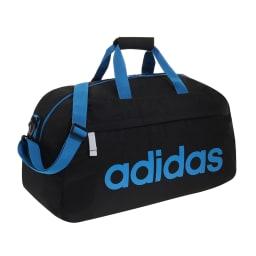 adidas(アディダス)/ジラソーレIV ボストンバッグ 38L (ア)ブラック×ブルー