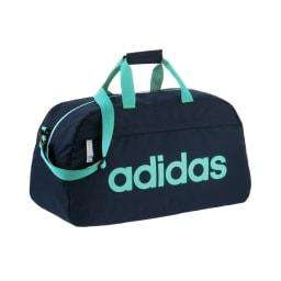 adidas(アディダス)/ジラソーレIV ボストンバッグ 38L (イ)ネイビー×グリーン