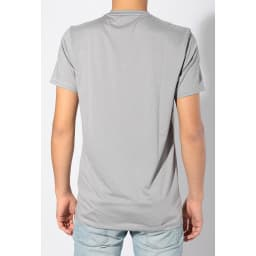 O'NEILL(オニール)/UPF50+肌を守れるメンズサークルロゴUVTシャツ (イ)グレー
